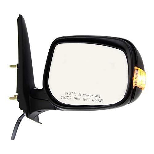 Kool Vue Power Mirror For 2008-2015 Scion xB Wagon Passenger Side W/Signal Light