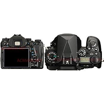 Screen Protector Foils K-1 DSLR Camera ACMAXX 3.2 Hard Top and ...