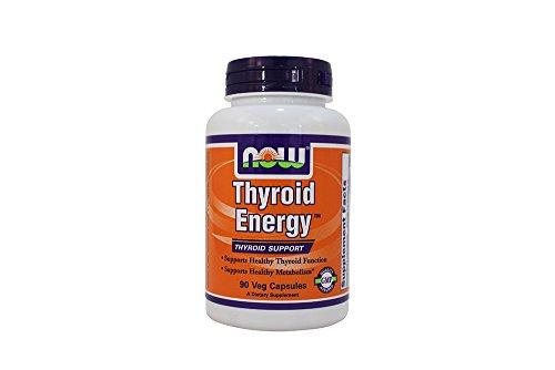 Now Foods: thyroïde énergie, 90 Vcaps