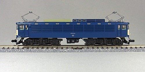 【最安値挑戦!】 マイクロエース Nゲージ 国鉄 EF62-21 前期型 青色下関運転所 A0976 鉄道模型 国鉄 電気機関車 EF62-21 前期型 B0079FXZWY, ファイブパーツ【LEDHID】:48792b9b --- a0267596.xsph.ru