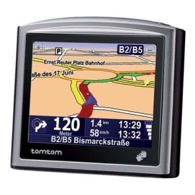 TomTom ONE 2nd / New Edition 1N00.110 1N00110 GPS Units Reference Tom Tom GO satnav britain satellite Navigation mapping GB maps car