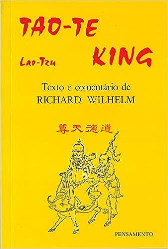 Tao Te King Lao Tzu Amazoncombr Livros