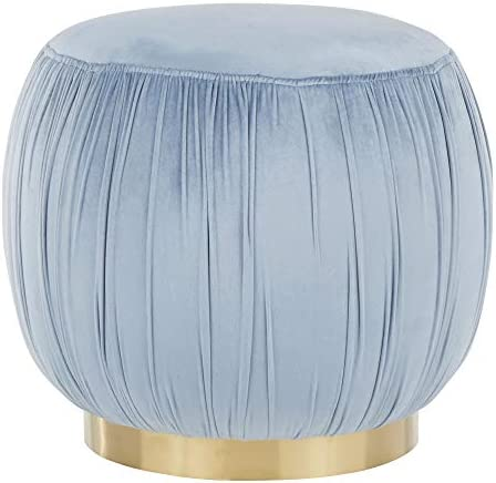 Reviewed: LumiSource Ruched Ottoman
