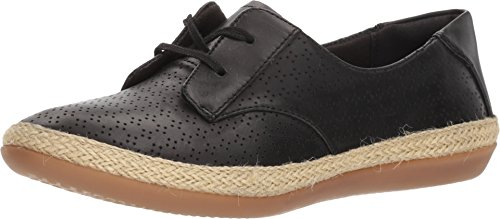 CLARKS Women's Danelly Millie Black Leather 9.5 B US B (M) ()