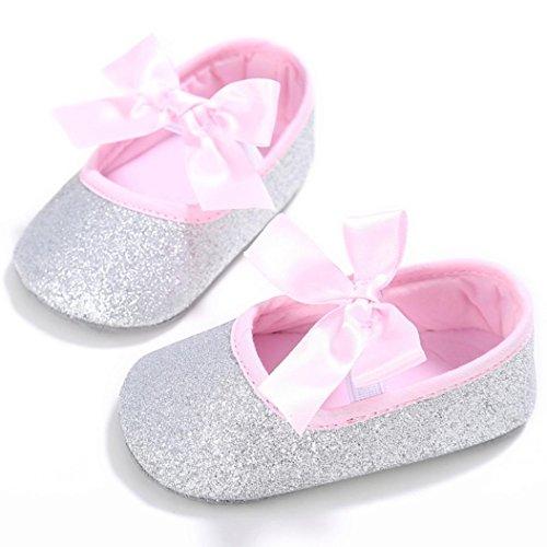 Saingace Kleinkind Mädchen Krippe Schuhe Neugeborene Blume