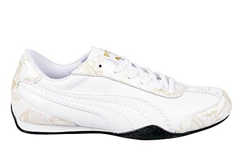 Iffley or Basket Homme Puma Cuir Blanc Mp UzSq4dw