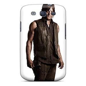 Samsung Galaxy S3 Xgt17053jQiE Provide Private Custom High Resolution Daryl Walking Dead Pictures Shock-Absorbing Cell-phone Hard Covers -MansourMurray