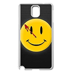 Good Phone Case With High Quality Just Smile Pattern On Back - Samsung Galaxy Note 3