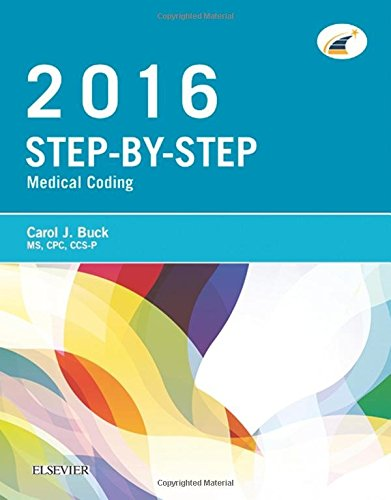 Step By Step Medical Coding 2016 Text