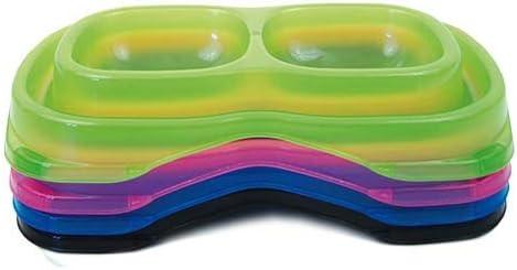 Ibañez Comedero Doble plástico Antihormigas: Amazon.es: Productos ...