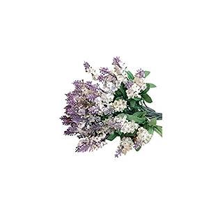 Artificial Fake Flower Bush Bouquet Home Wedding Home Decor Beauty Plastic Flowers 0.69,3 20