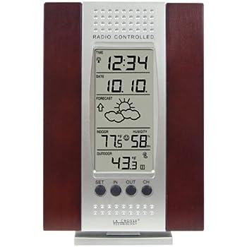 la crosse technology wireless weather station manual