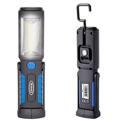 ril83 LED-Inspektionslampe wiederaufladbar –  200 Lumen KNS
