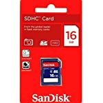 SanDisk 16GB Class 4 SDHC Flash Memory Card - 2 Pack SDSDB2L-016G-B35 Retail Package 4 Compatible with SDHC supporting host devices Designed to withstand the toughest conditions Speed performance rating: Class 4 (based on SD 2.0 Specification)