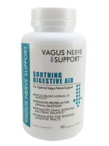 - Vagus Nerve Support Soothing Digestive Aid