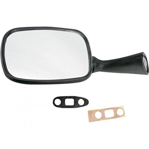 EMGO OEM Replacement Mirror for 00-01 Suzuki GSXR/Hayabusa Left Side Black