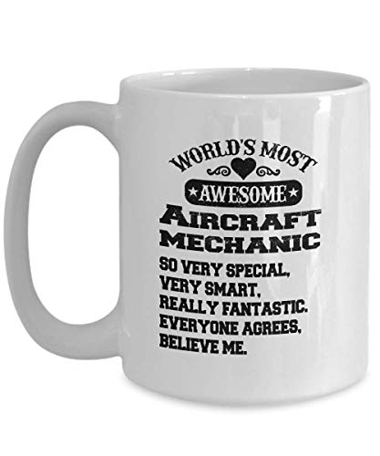 Stacking Aircraft Mechanic cup mug| gift from Army on duty wife/girlfriend to grumpy old husband| laboratory planes and helicopters gift