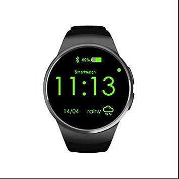 GPS Navegación Diseño y fácil de usar Smartwatch con agua Densidad Oxygen Tensiómetro y oxímetro, ...