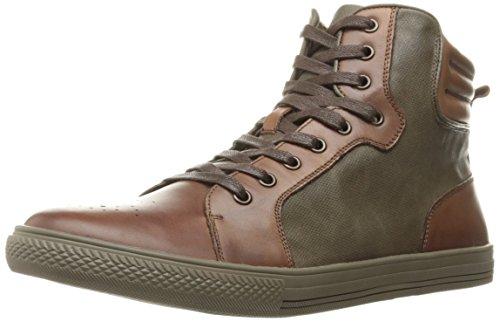 Men Fashion Baba Laundry English Sneaker Brown xYqf1Own7