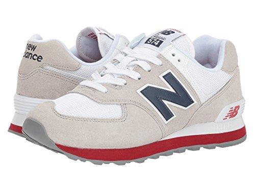 [new balance(ニューバランス)] メンズランニングシューズ?スニーカー?靴 ML574 Nimbus Cloud 10 (28cm) EE - Wide