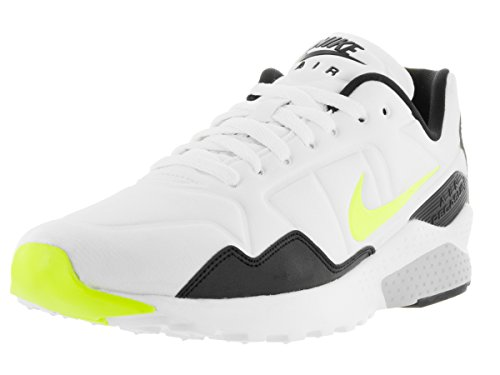 Nike Heren Air Zoom Pegasus 92 Loopschoen Wit / Volt / Zwart