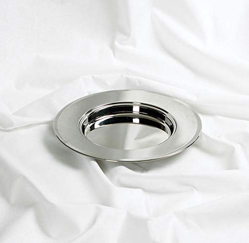 (Stainless Steel Bread Plate (serves 40) - Remembranceware)