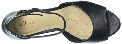 Pump Women's Black Mayra Dove Leather CLARKS v68gqxwg