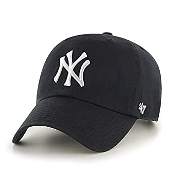 '47 MLB New York Yankees - Gorras de béisbol, Unisex, Color Negro