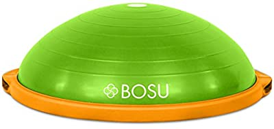 Bosu Balance Trainer, 65cm The Original - Lime Green/Orange