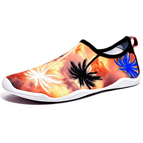 Dry Mens for Water Yoga Shoes Aqua Aerobics Womens Socks Water Swim Pool Surf Shoes Beach Cosstars Shoes Quick xROHwO8