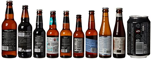 Beer Hawk Sommelier's Introduction to Craft Beer, Mixed Case 12 Beer Selection