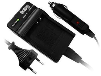 Troy - Batería y Cargador para Nikon EN-EL5 para Las Cámaras ...