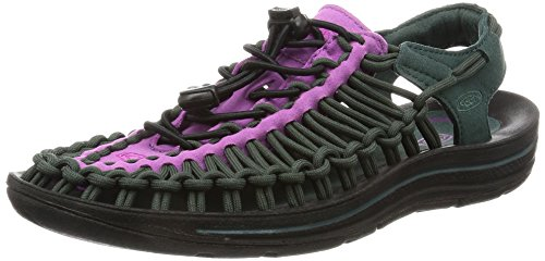 KEEN Damen Uneek 8mm Rock Sandale Eden / Stockrosen