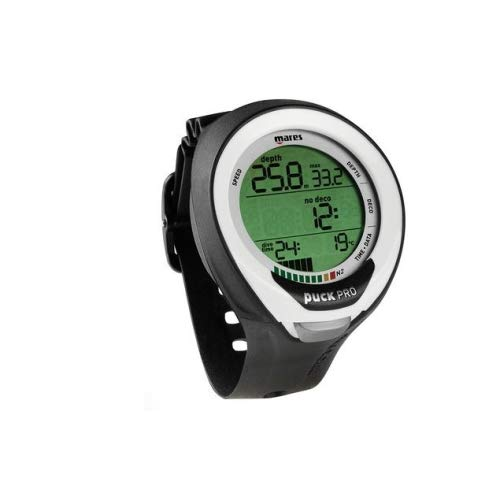 Mares Puck Pro Plus Dive Computer Wrist Watch by Mares
