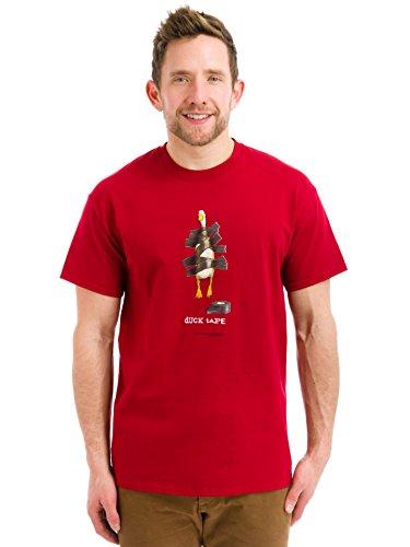 Duck Tape ~ Cedar T-Shirt Small (Will Bullas Ducks)