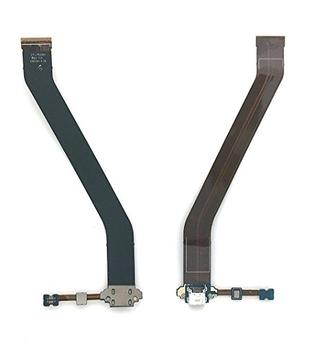Rinbers USB Charger Charging Port Dock Connector Flex Cable for Samsung Galaxy Tab 3 10.1 P5210 P5220 P5200
