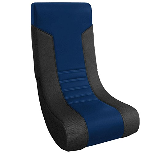 Imperial Ergonomic Video Rocker Gaming Chair, Navy by Imperial