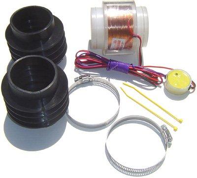JET-AIR E-Magnetic Fuel Saver Intake Kit Suzuki Jimny 1.5L w/ UNIVERSAL INSTALLATION