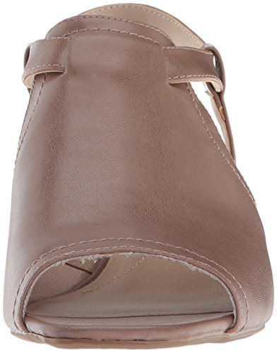 LifeStride Heeled US Sandal Mona Mushroom Parent Women's SrwESqz