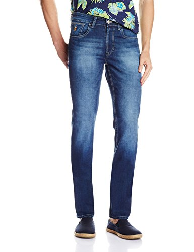US Polo Men's Skinny Fit Jeans