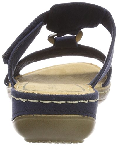 Women's Tozzi Comb Bar Navy 27501 890 T Blue Marco Sandals 8qx5dRqw