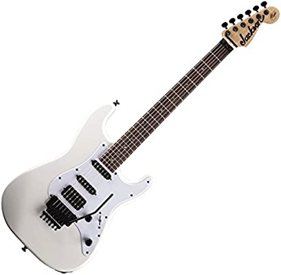 Jackson Adrian Smith Signature SDX Snow White Guitarra Electrica ...