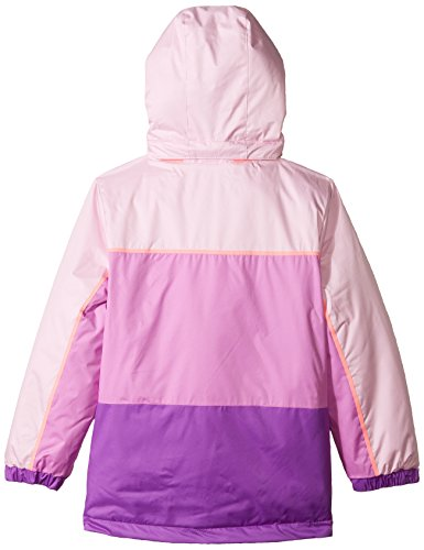 Free Purple Puffer Quilted Pencil Girls' Coat with Systems Country Little 8x6p8r