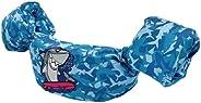 Silfrae Swim Vest Kids Float Vest Toddler Float Vest Flotation Device Kids Floaties for Pool Weighing from 30