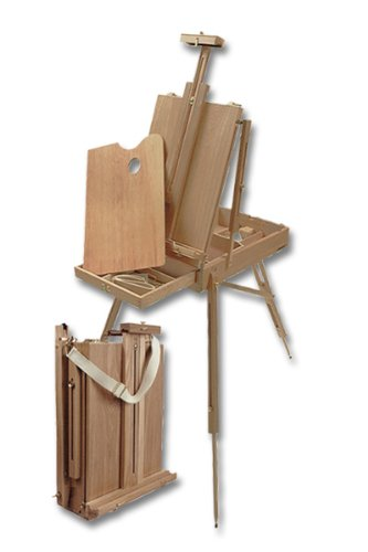 Creative Mark Monet Full French Easel Wood Art Sketchbox Pal
