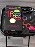 Framar Maniac Mesh Sheets - Mesh Strips for Hair
