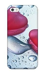 High Grade ZippyDoritEduard Flexible Tpu Case For Iphone 5/5s - Romantic Love Sad Love