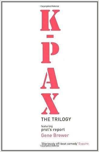 K-pax soundtrack (by edward shearmur).