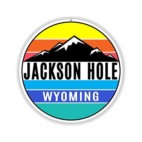 Where to find jackson hole sticker small?