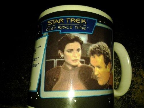 Star Trek Deep Space Nine Episode 405 Babel Coffee Mug Cup